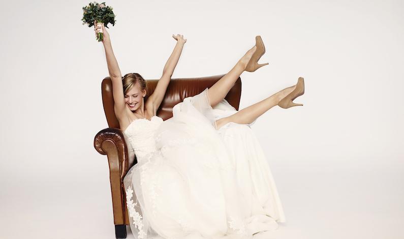 5 astuces pour nettoyer sa robe de mariée